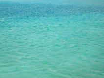 Eau de mer Photographie stock libre de droits
