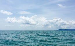 Eau de mer Images libres de droits