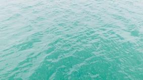 Eau de mer de turquoise Photos libres de droits