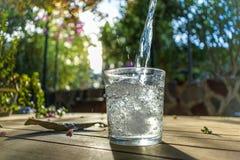 eau douce Image stock