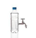eau du robinet photographie stock