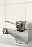 eau du robinet Photos stock