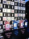 Eau Sans Pareil Penhali perfume in the London,england Royalty Free Stock Image