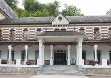 Village casino building in Eaux Bons, France