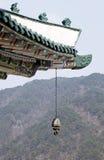 eave świątynia Zdjęcie Royalty Free