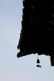 eaves stockbild