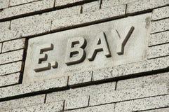 ebay οδός Στοκ φωτογραφίες με δικαίωμα ελεύθερης χρήσης