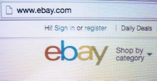 eBay Imágenes de archivo libres de regalías