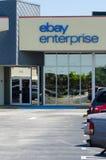 Ebay-Onderneming in Melbourne Florida Royalty-vrije Stock Foto