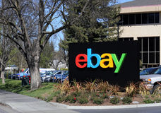 EBay World Headquarters Royalty Free Stock Photo