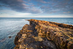 Ebb`s Nook at Beadnell Stock Images