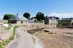 Free Ebb Tide At Ile De Brehat In Brittany, France Stock Photos - 22564263