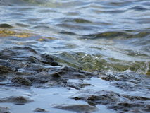 Ebb and tide Royalty Free Stock Photo