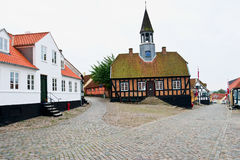 Ebeltoft Royalty Free Stock Image
