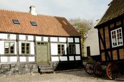 Ebeltoft - Denmark Stock Photography
