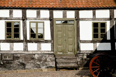 Ebeltoft - Denmark Royalty Free Stock Image