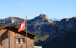 Ebenalp Royalty Free Stock Image