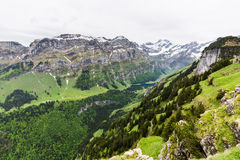 Ebenalp, Appenzell, Ελβετία Στοκ εικόνα με δικαίωμα ελεύθερης χρήσης