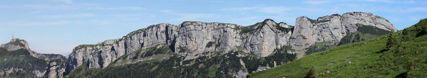 Ebenalp, Appenzell, Ελβετία Στοκ Εικόνες