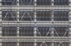 Ebenen, die errichtet werden Stockfotografie