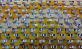 Ebenen in einem Block Stockfotos