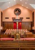 Ebenezer Baptist Church Royaltyfri Foto