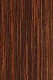 Ebenholz (hölzerne Beschaffenheit) Stockbild