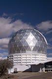 eberly业余爱好望远镜 免版税库存照片