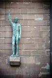 Ebert pomnik Frankfurt Obrazy Royalty Free