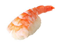 Ebi de sushi Photographie stock libre de droits
