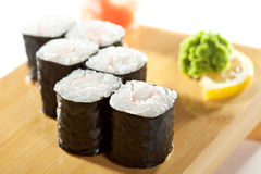 Ebi Roll Royalty Free Stock Photography