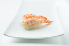 Ebi Sushi Nigiri Stock Photography