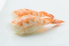 Ebi Sushi Nigiri Stock Images