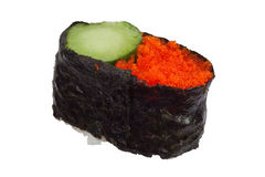 Ebiko Gunkan sushi Royalty Free Stock Photography