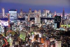 Ebisu Tokyo Royaltyfri Fotografi