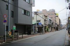 Ebisuhigashi, tennoji区 库存图片