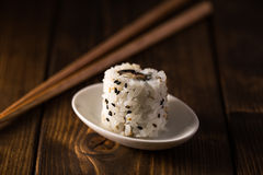 Ebiten maki sushi Royalty Free Stock Photography