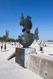 Ebmblem Gdynia. Zdjęcie Stock