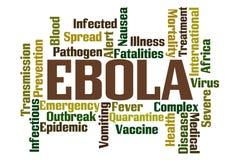 ebola illustration libre de droits
