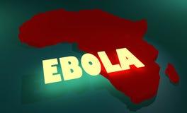 ebola 图库摄影