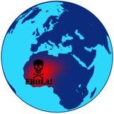 ebola foto de archivo