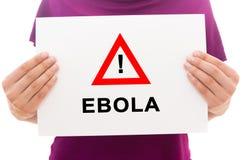 ebola Fotografie Stock