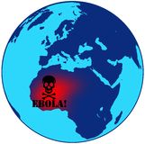 Ebola Stock Photo