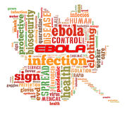 Ebola Cloud Stock Images