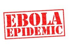 EBOLA EPIDEMIC Stock Image