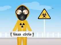 Ebola Stock Image