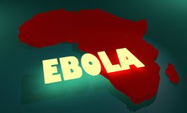 Ebola Stock Photography