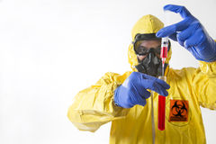Ebola Outbreak Royalty Free Stock Image