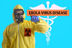 Ebola Outbreak Stock Photo