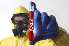 Ebola utbrott Fotografering för Bildbyråer